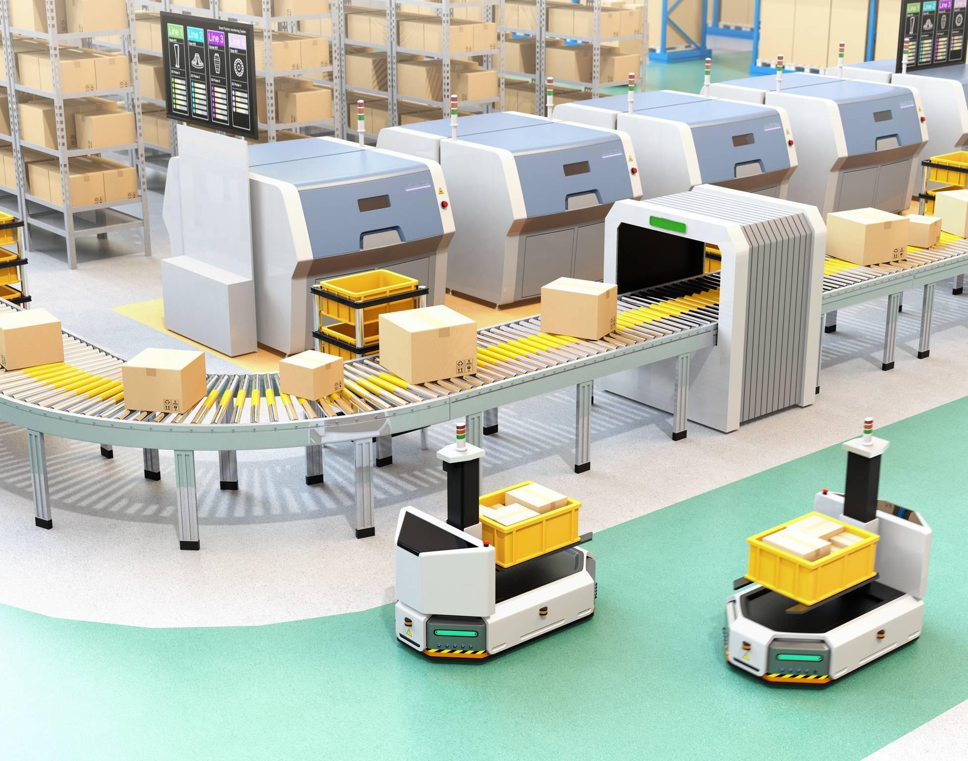 AGV Logistique